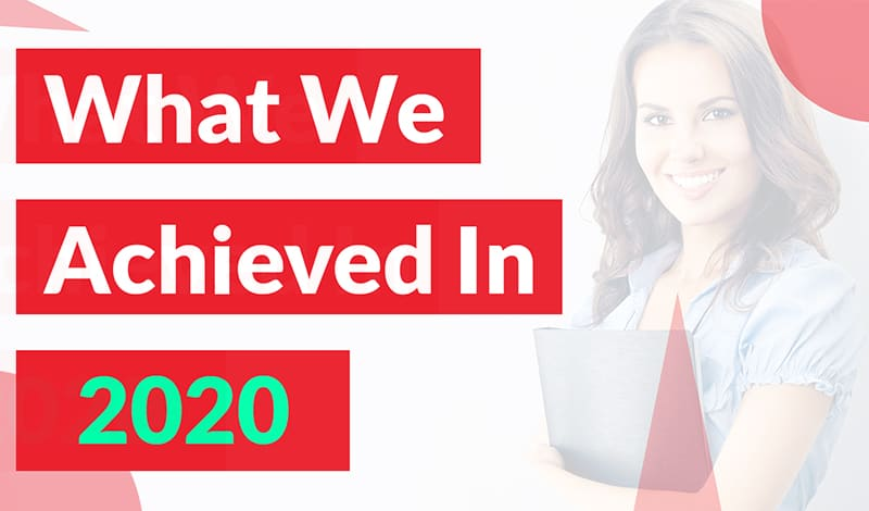 Our Greatest Achievements in 2020