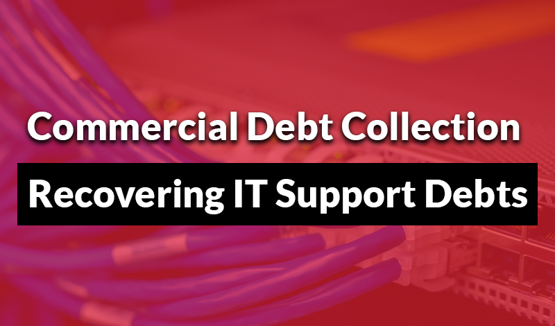 recovering it support debts
