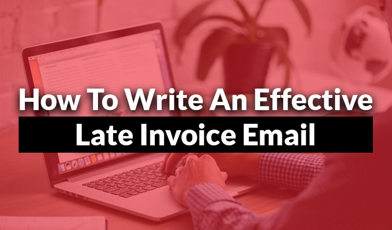 Late Invoice Email